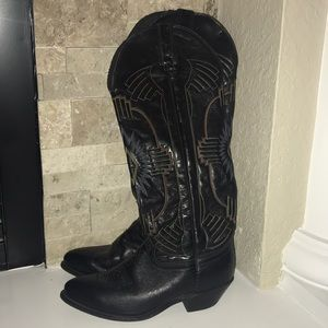 Durango Leather Boots (tall)